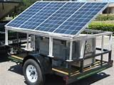 photos of Solar Generator Much