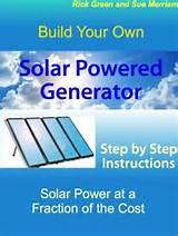 pictures of Build Own Solar Generator
