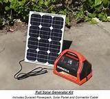Solar Generator On Grid images