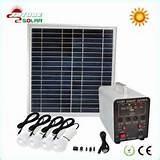 Solar Generator Patent pictures
