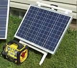 Solar Generator Projects