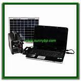 Portable Solar Generator Power