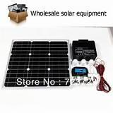 pictures of Solar Generator Power Systems