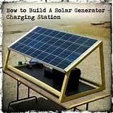 Solar Generator Projects photos