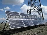 Solar Generator Residential photos